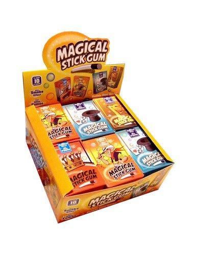 Funny Candy | Magical Stickgum | 18 stuks