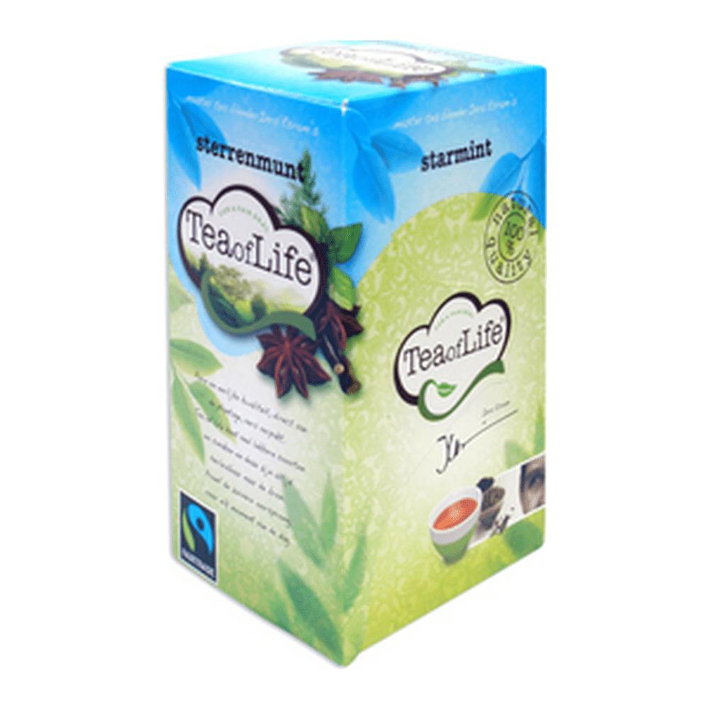Tea of life Starmint 80 zakjes