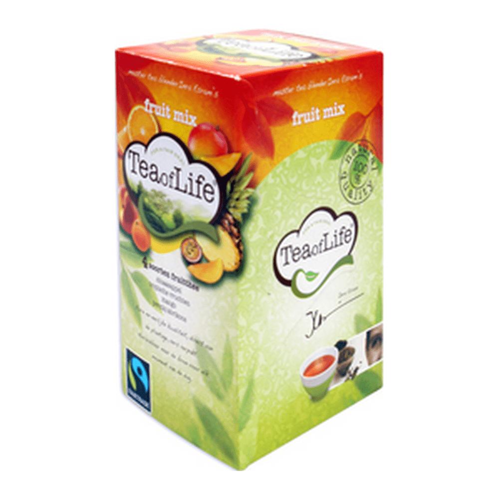 Tea of life Fruitmix 80 zakjes