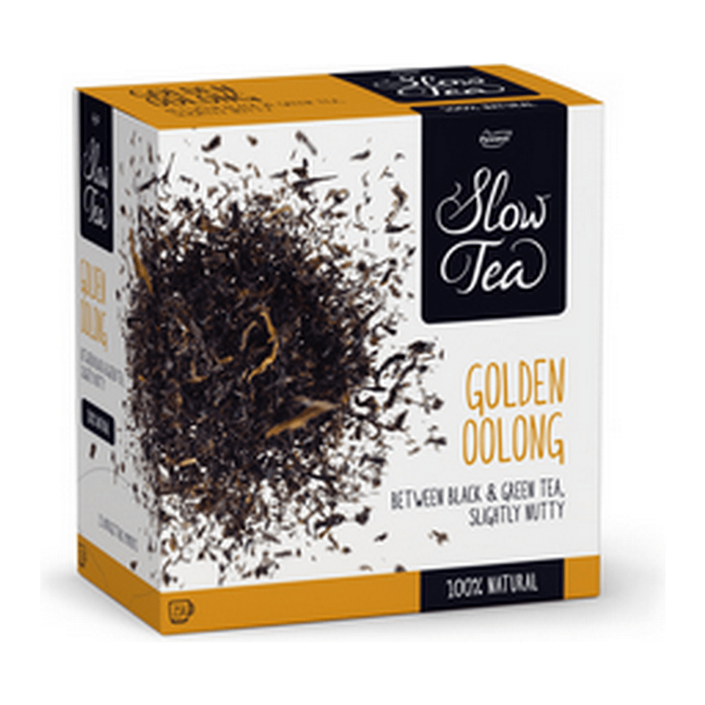 Pickwick | Slow Tea | Golden Oolong | 3 x 25 stuks