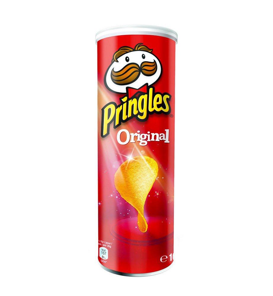 Pringles | Original | 19 stuks