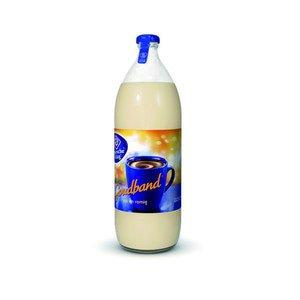 Friesche Vlag   Goudband koffiemelk   Fles 6 x 1 liter