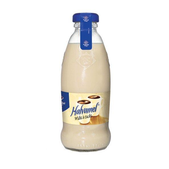 Friesche Vlag | Halvamel | Koffiemelk | Fles 12 stuks