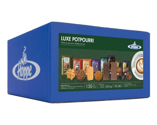 Hoppe | Luxe Potpourri | Doos 150 stuks