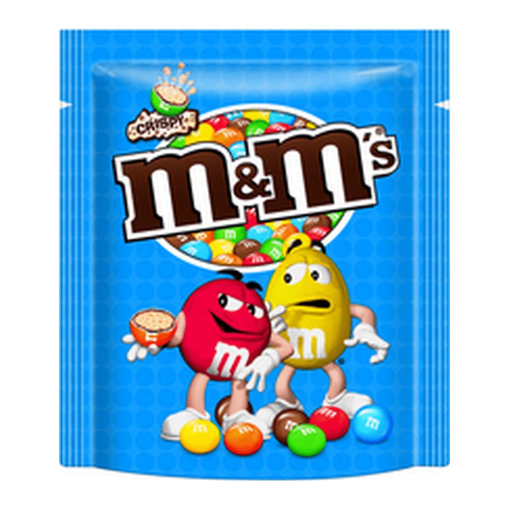 M&M's   Crispy   Stazak 10 stuks
