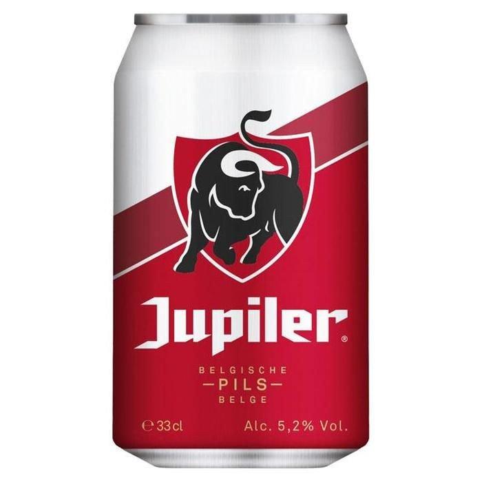 Jupiler bier | Blik 24 x 33 cl