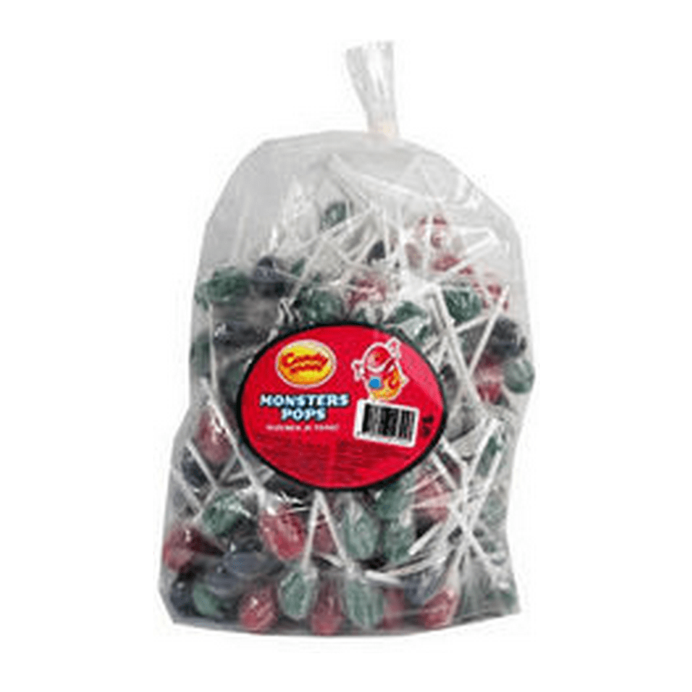 Candyman | Monster Pops | 100 lollies