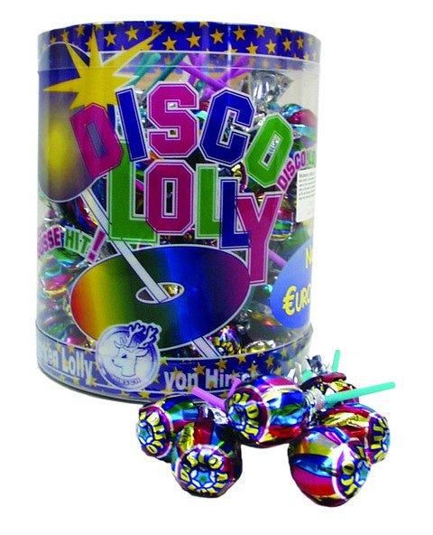 Candyman | Disco Lolly | 100 stuks