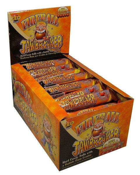 Jawbreaker | Fire Ball | 5-pack | 40 stuks