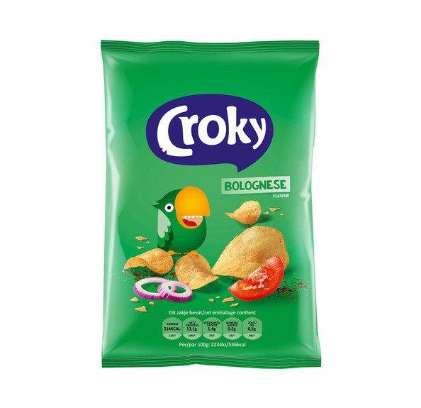 Croky   Bolognese   20 x 40 gram
