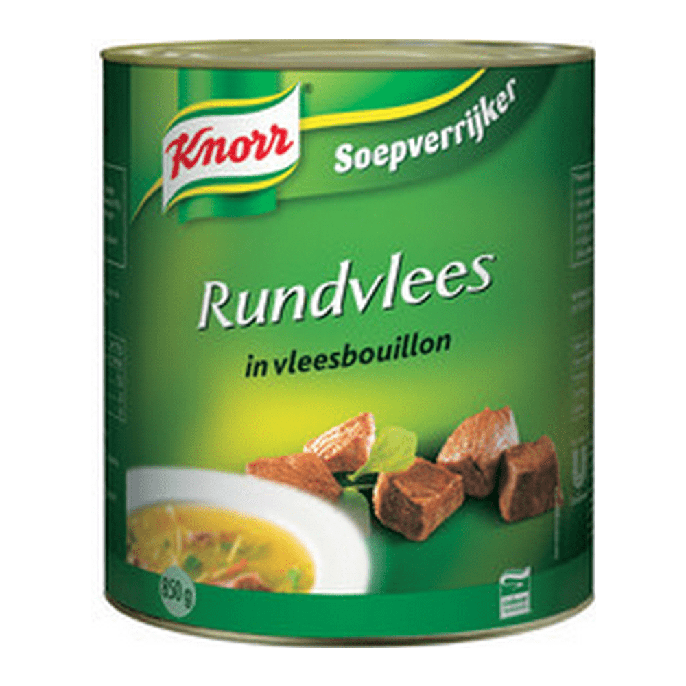 Knorr | Rundvlees | 6 x 850 gram