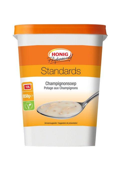 Honig | Champignonroom soep | 10 liter