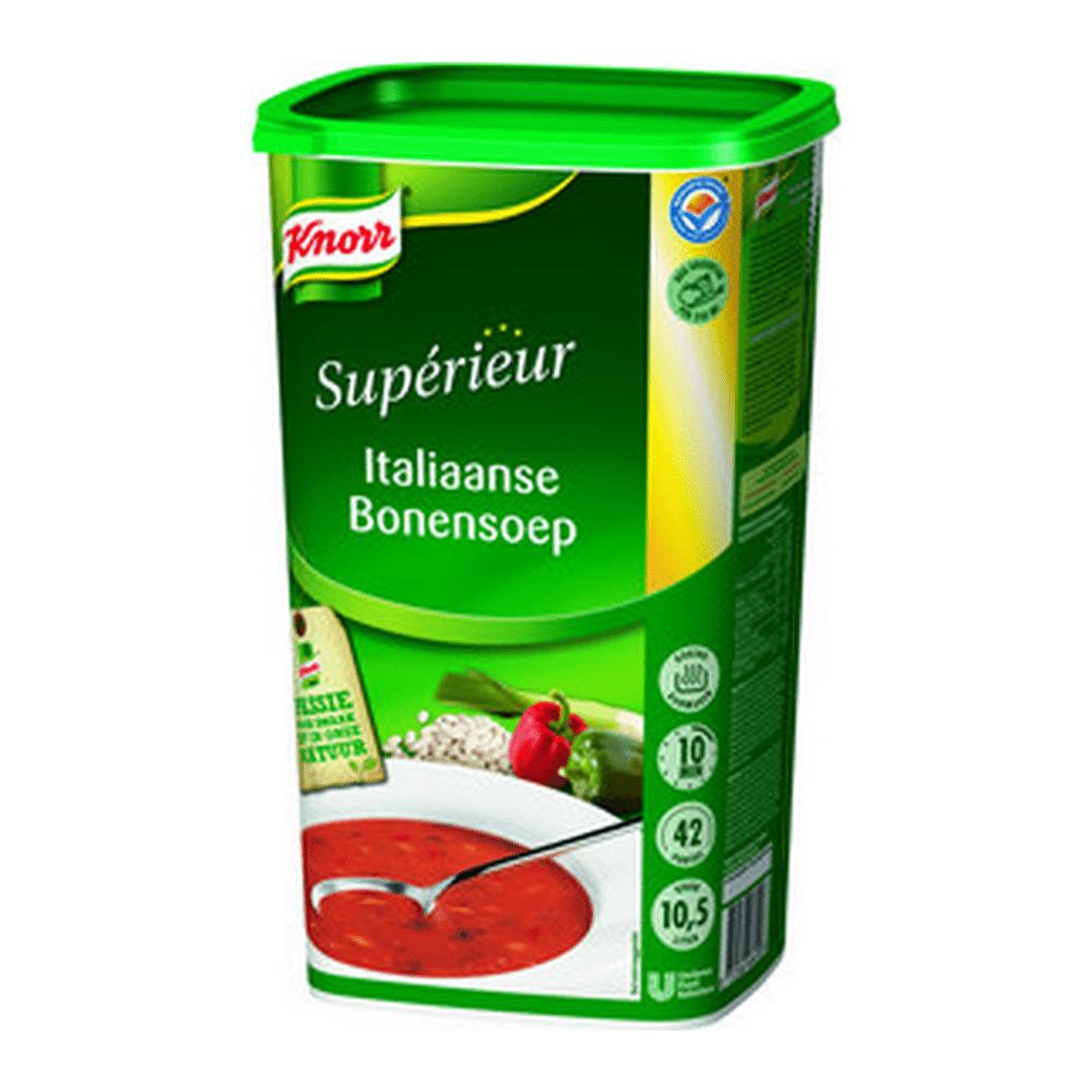 Knorr | Italiaanse bonensoep | 10,5 liter