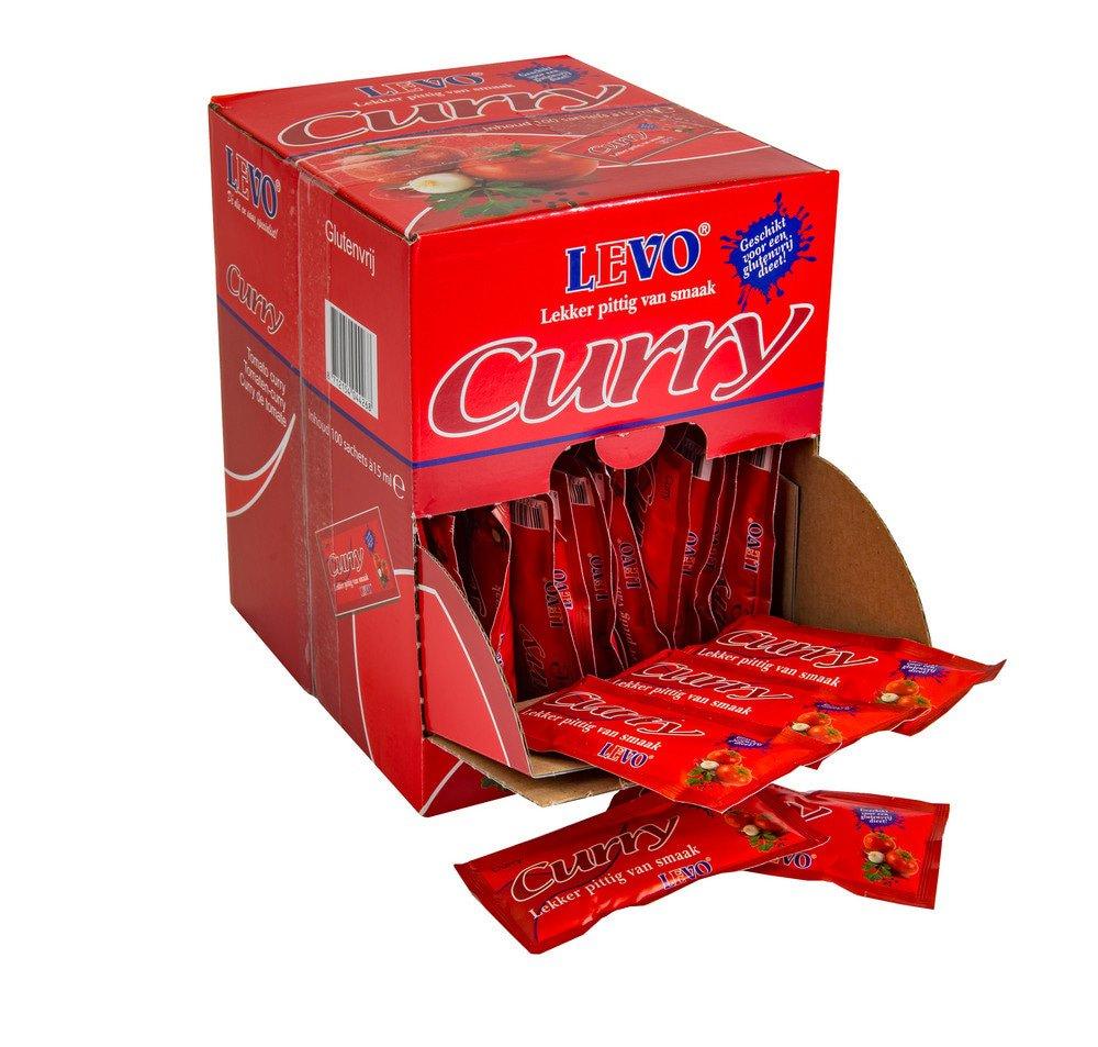 Levo   Curry   100 x 15 ml sachets