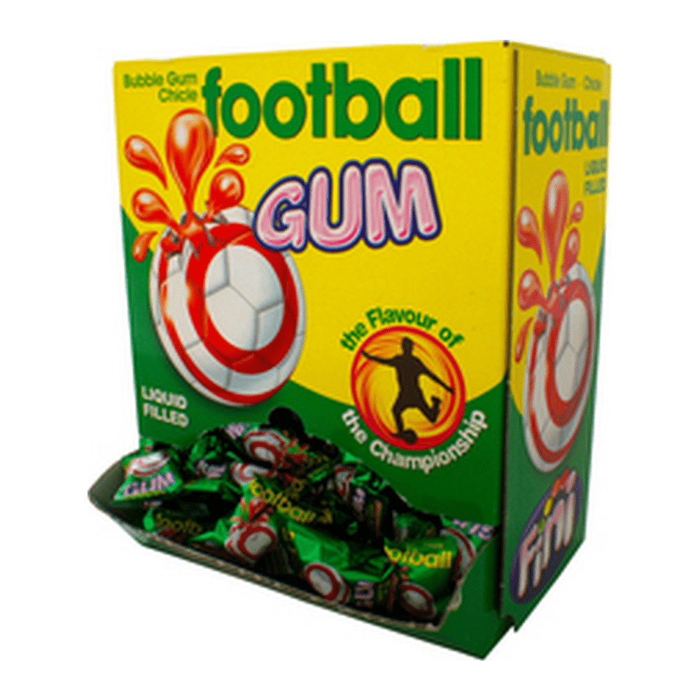 Football Gum 200 stuks