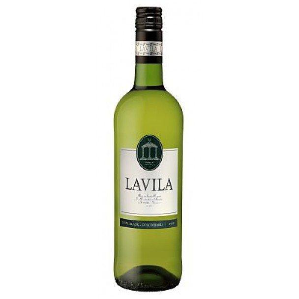 Lavilla Blanc | Witte wijn | Fles 6 x 0,75 liter