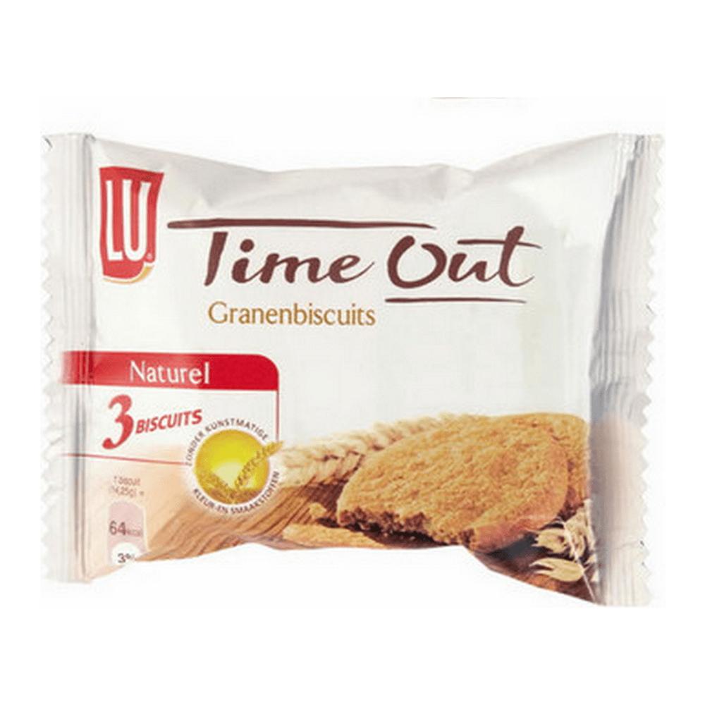 LU | Time Out Naturel | 24 stuks