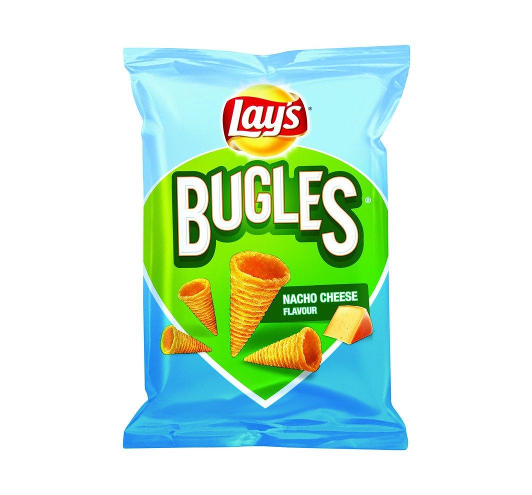 Lay´s | Bugles | Nacho Cheese | 24 x 30 gram