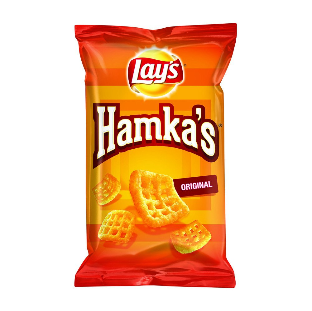 Lay's | Hamka's | Zak 20 x 115 gram