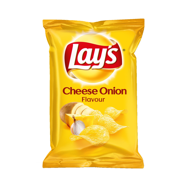 Lay's | Cheese Onion | 20 x 40 gram