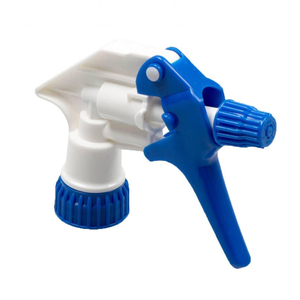 Trigger sprayflacon blauw