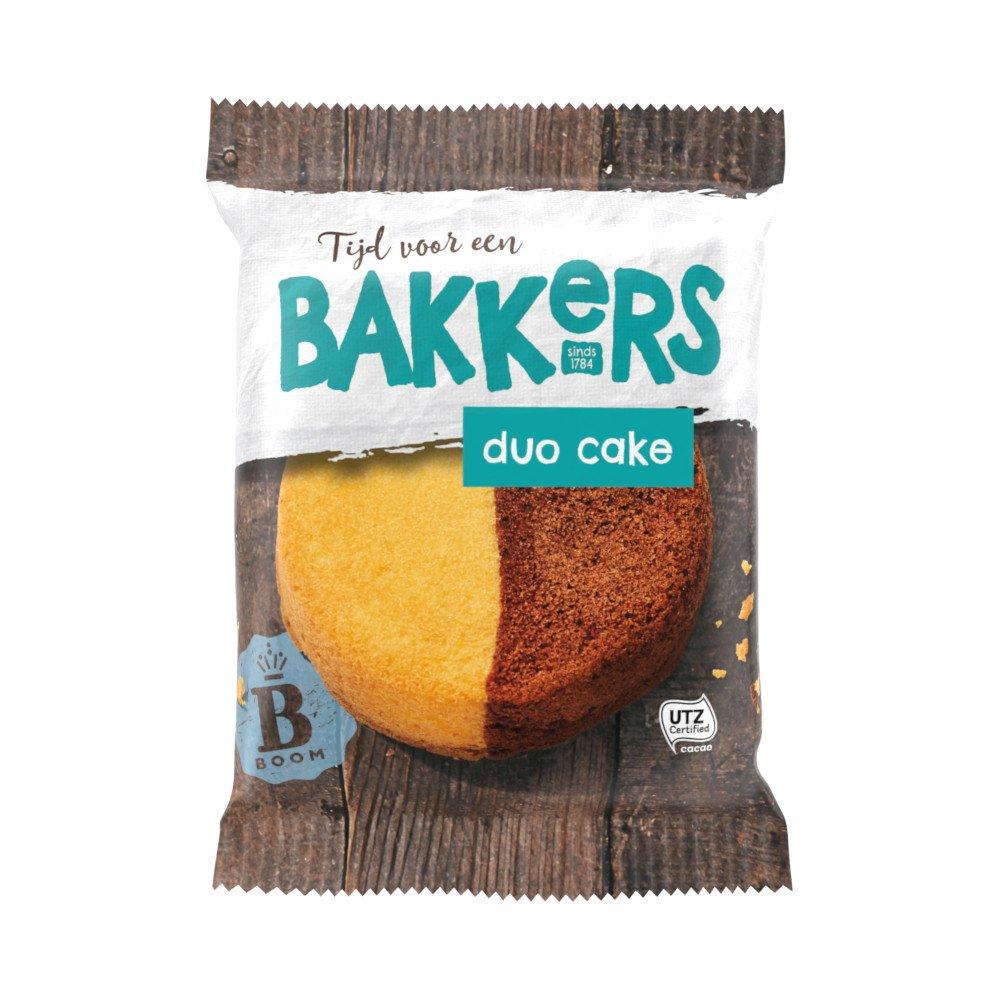 Boom | Dubbelcake | 24 koeken