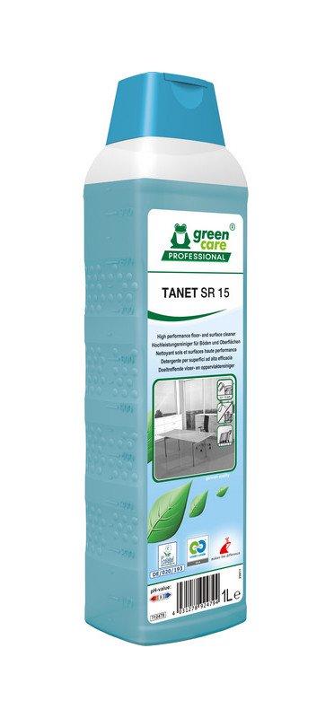 Green care | Tanet SR 15 | Interieurreiniger | Fles 10 x 1 liter