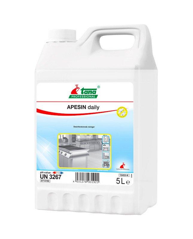 Tana | Apesin daily | Oppervlaktedesinfectie | Jerrycan 5 liter