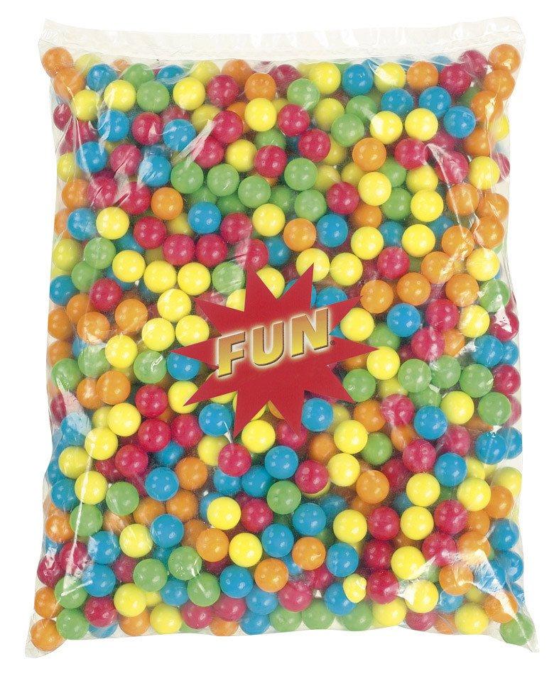 Fun | Kauwgomballen | Zak 2,5 kg