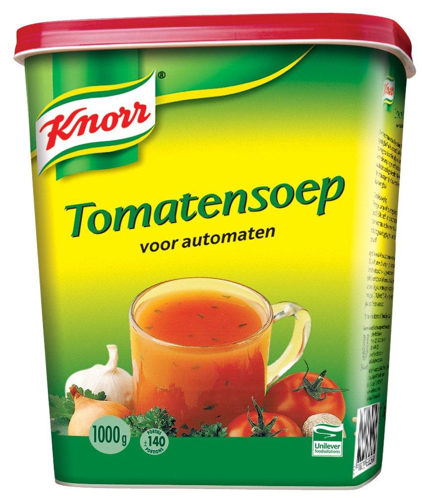 Knorr | Automatensoep | Tomaat | Bus 1 kg