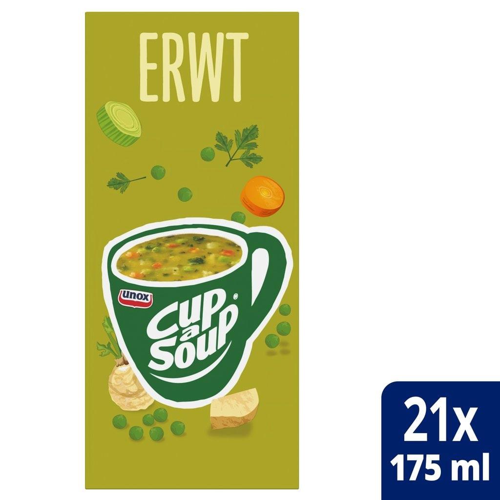 Cup-a-Soup   Erwt   21 x 175 ml