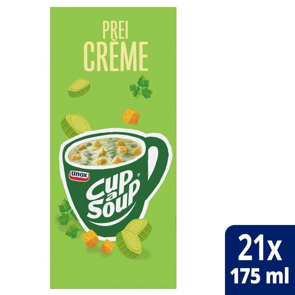 Cup- a -Soup | Prei Crème | 21 x 175 ml