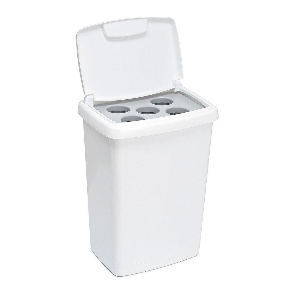 Bekerbak met inzet 50 liter 5 x 73 mm