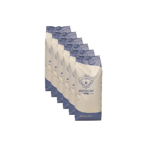 Meesterschap | Cappuccino Topping | Zak 6 x 1 kg