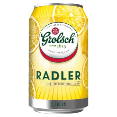 Grolsch Radler | Blik 24 x 33 cl