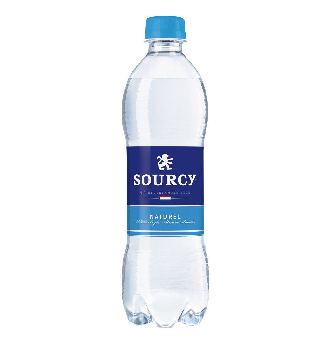 Sourcy Blauw | Petfles 6 x 0,5 liter