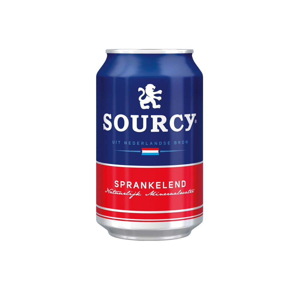 Sourcy Rood | Blik 24 x 33 cl