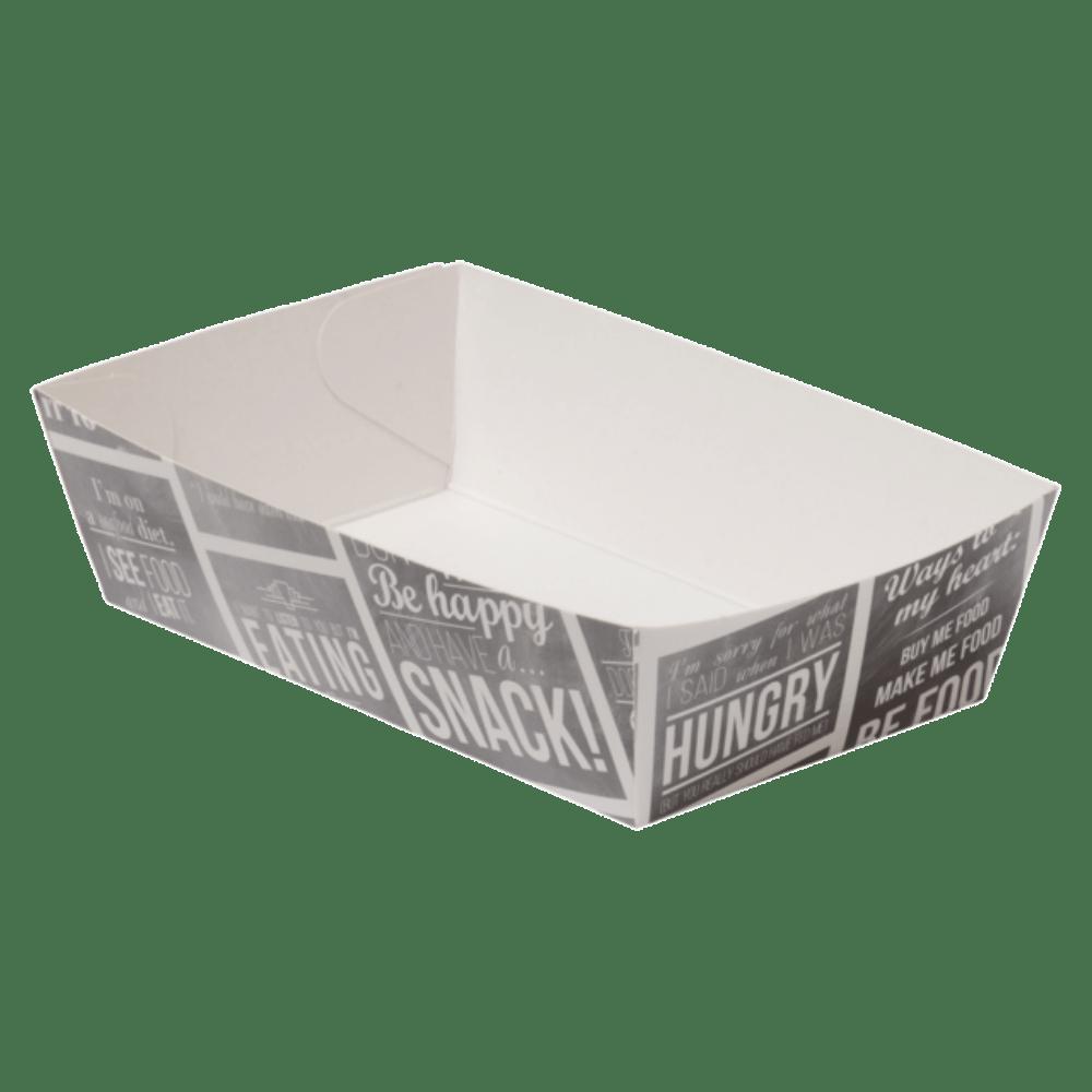 Pubchalk Bak Karton en coating 120 x 70 x 35 mm wit-grijs 400 stuks