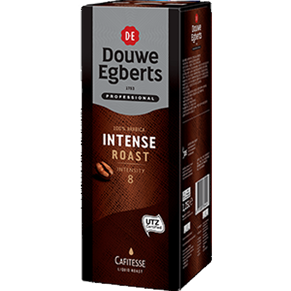 Douwe Egberts | Cafitesse Intense Roast | Pak 1 x 1,25 liter
