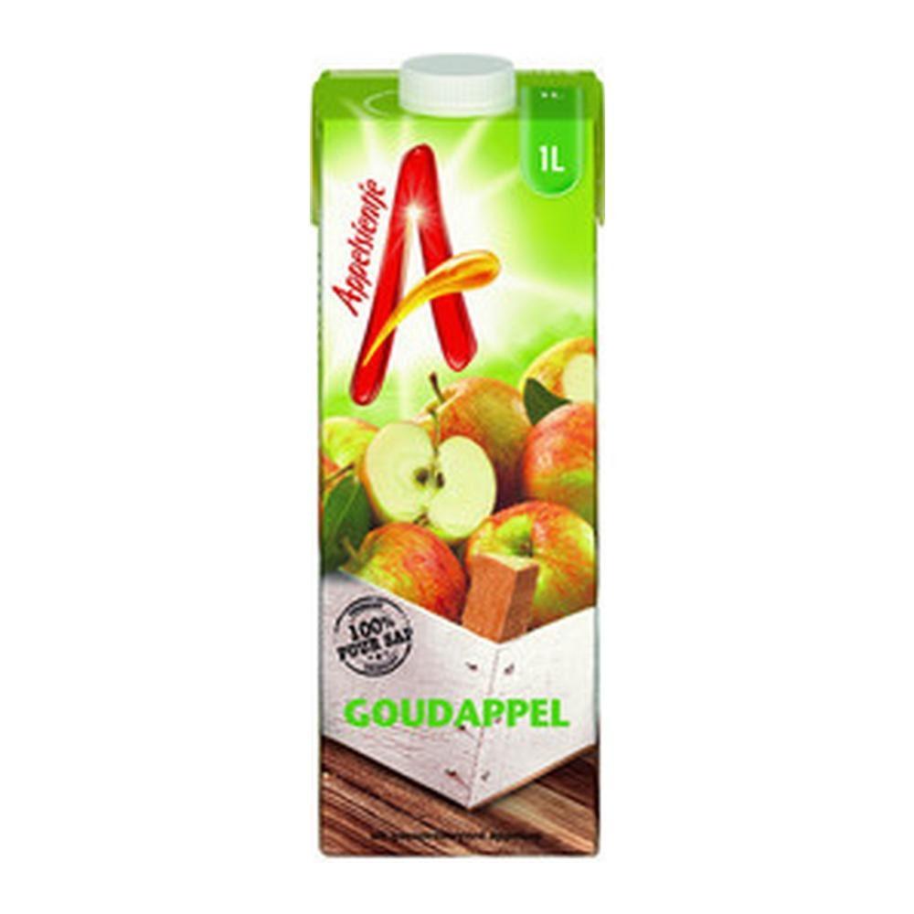 Appelsientje Goudappel | Pak 12 x 1 liter
