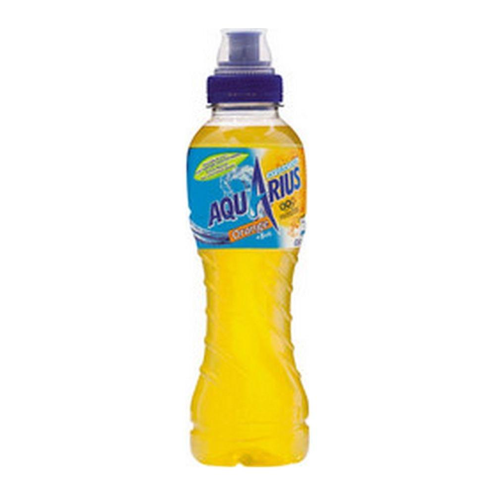 Aquarius Orange flesje, 0.5ltr à 12 stuks