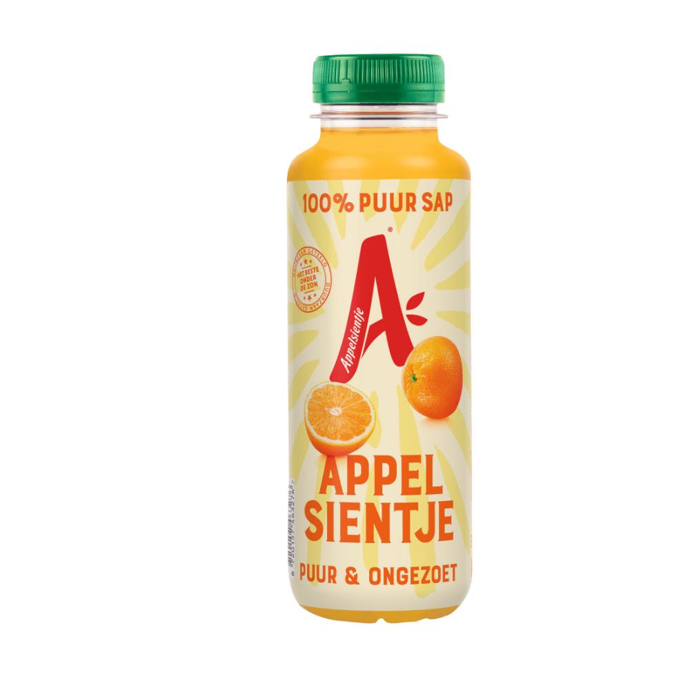 Appelsientje Sinaasappel | Petfles 24 x 0,33 liter