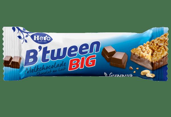 Hero   B'tween Big   Melkchocolade   24 stuks
