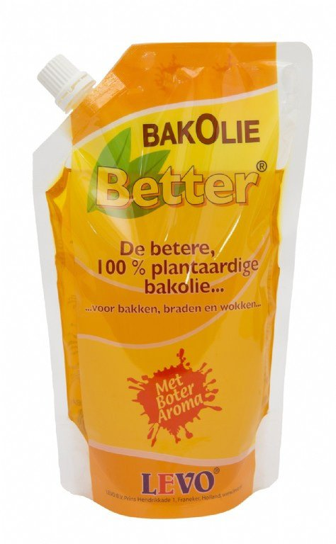 Levo | Better Bakolie | 10 x 0,5 liter