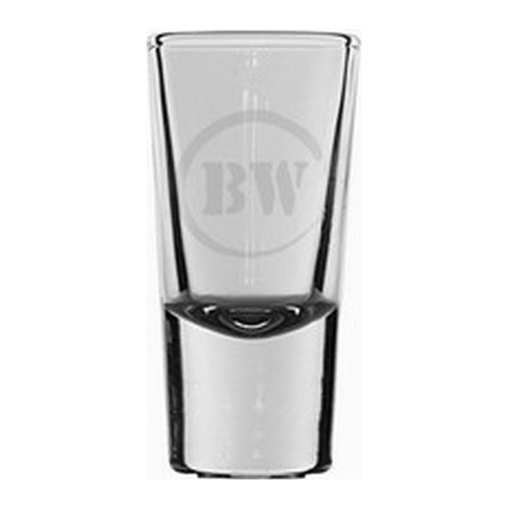 Bierwinst | Shotglas Club | 25 x 19 ml