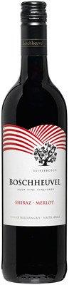 Suikerbosch Boschheuvel Shiraz Merlot | Rode wijn | Fles 6 x 0,75 liter