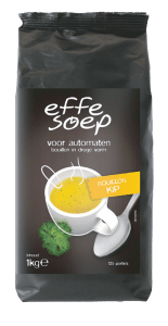 Effe Soep | Automatenbouillon | Kip | Zak 1 kg