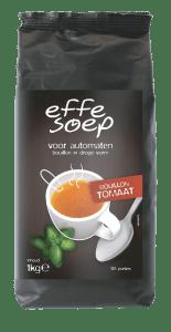 Effe Soep | Automatenbouillon | Tomaat | Zak 1 kg