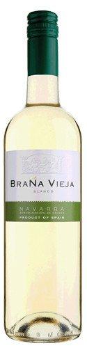 Brana Vieja Viura | Droge witte wijn | Fles 6 x 0,75 liter