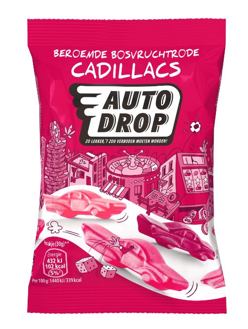 Autodrop   Cadillacs   16 x 20 gram